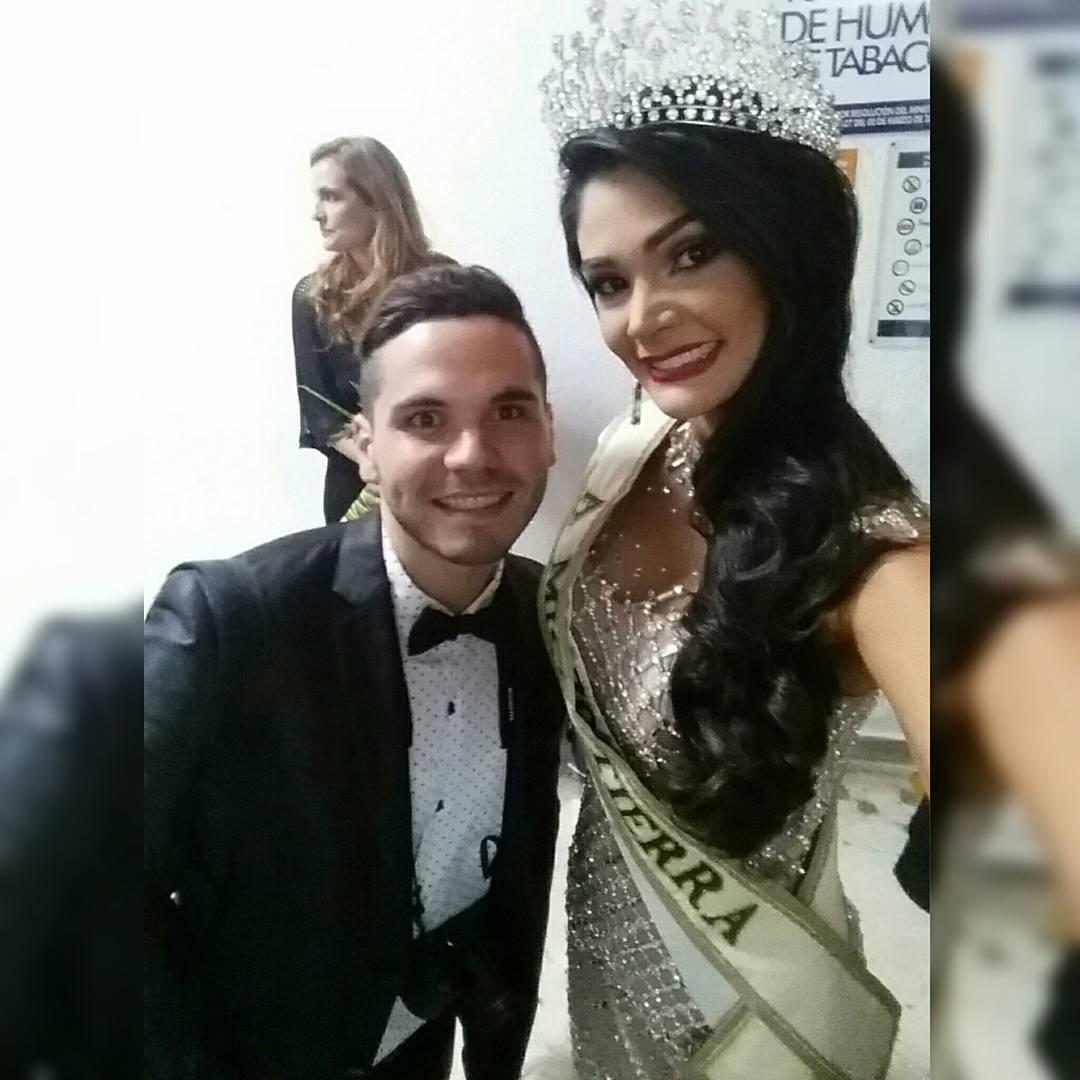 andrea rosales, miss earth venezuela 2015 (top 8 de miss earth 2015). - Página 4 Pwvri46n