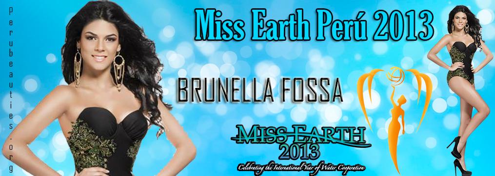 brunella fossa, miss peru earth 2016. Og6d5p4u