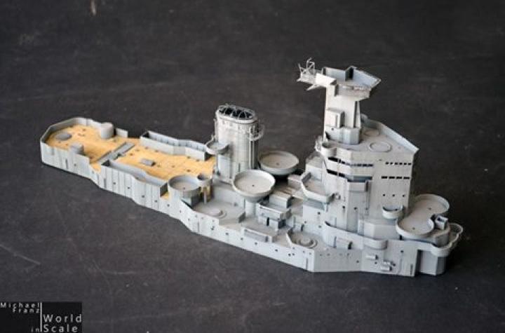 HMS NELSON - 1/200 by Trumpeter + MK.1 Design - Seite 2 5kiijzkf