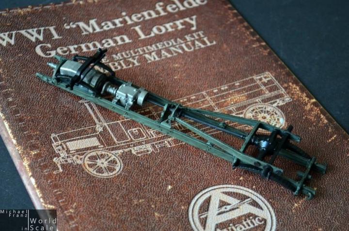 "Daimler ""Marienfelde"" - 1/32 by Aviattic 2295nwfm"