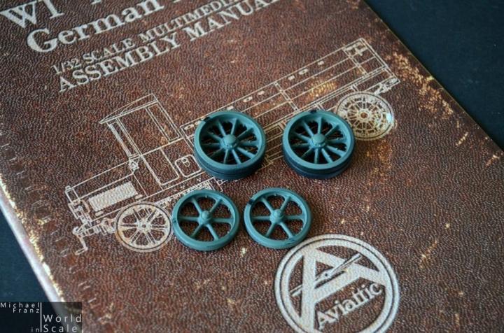 """Daimler """"Marienfelde"""" - 1/32 by Aviattic J297oqjy"""