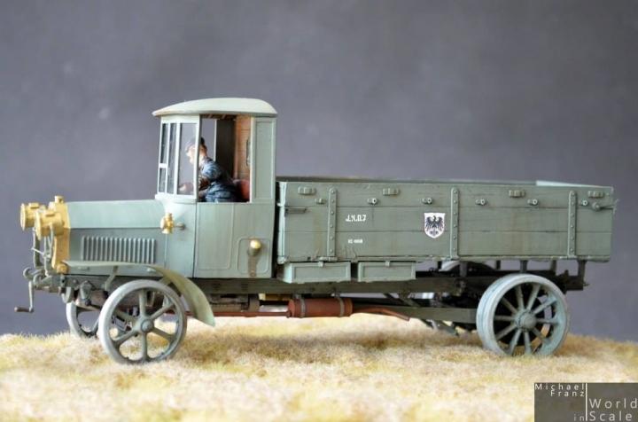 """Daimler """"Marienfelde"""" - 1/32 by Aviattic  3757bbju"""