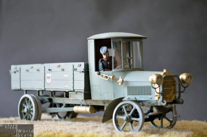 """Daimler """"Marienfelde"""" - 1/32 by Aviattic  3selhra4"""