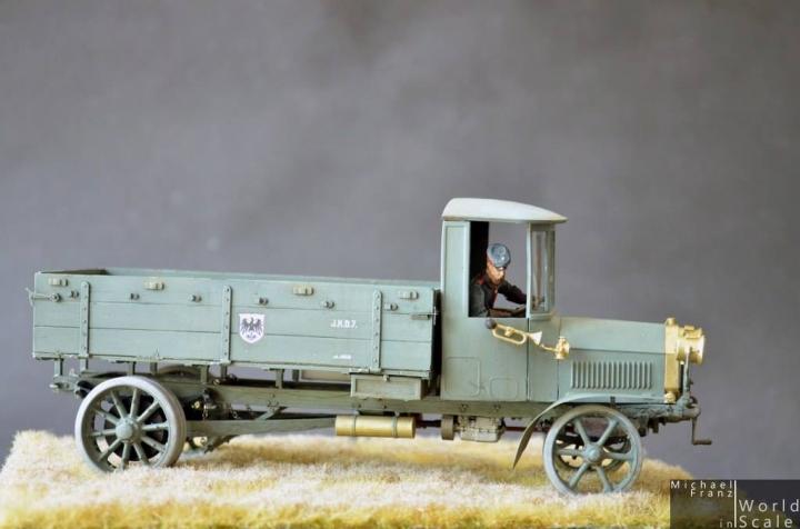 """Daimler """"Marienfelde"""" - 1/32 by Aviattic  5e3kk9zv"""