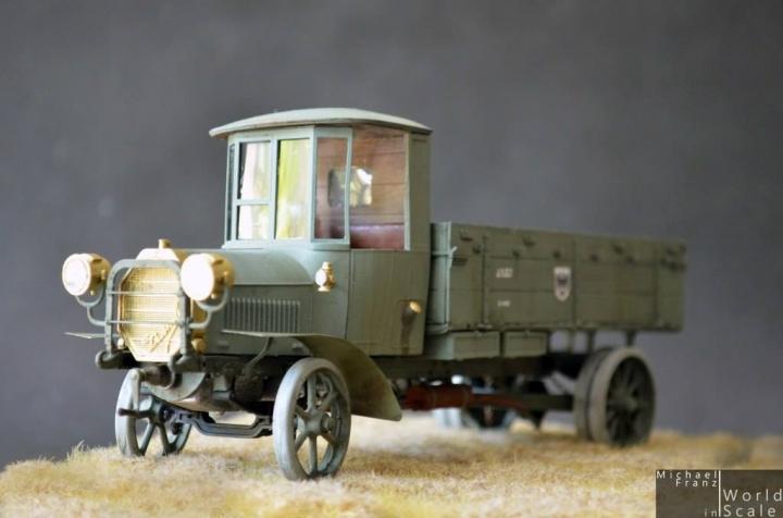 """Daimler """"Marienfelde"""" - 1/32 by Aviattic  Ee6965jj"""