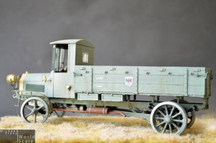 """Daimler """"Marienfelde"""" - 1/32 by Aviattic  Letm82ym"""