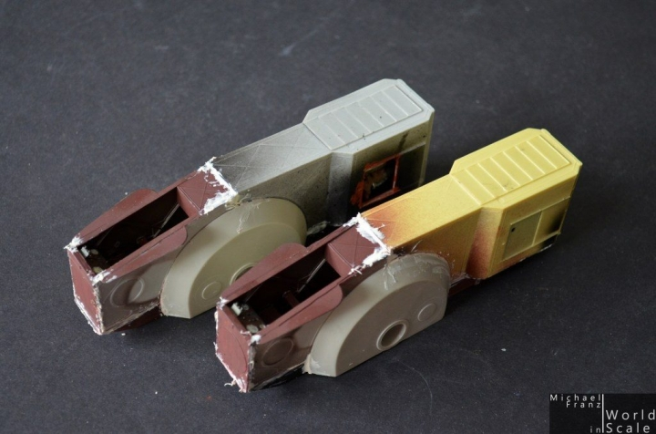 Lauster Wargel LW-5 - 1/35 by New Connection Models (Kraut Kits) 7hl57nie