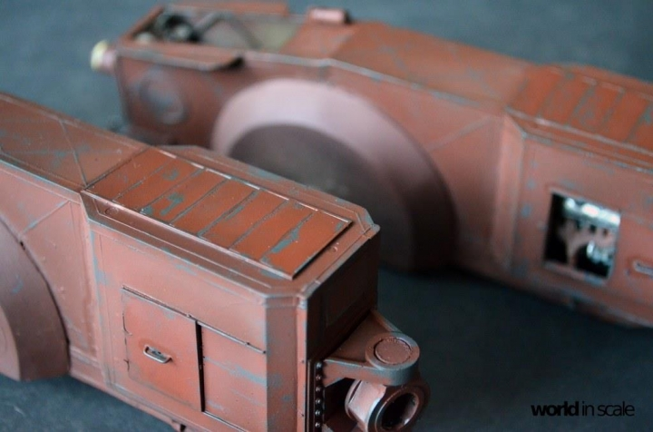 Lauster Wargel LW-5 - 1/35 by New Connection Models (Kraut Kits) Zqvb2mwd