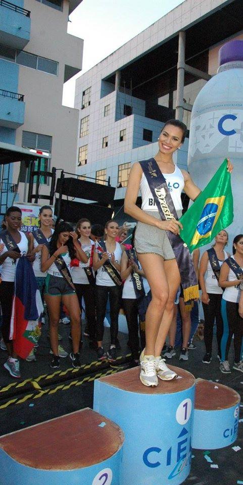 taynara gargantini, segunda finalista de miss continentes unidos 2016. Hvb9svs4