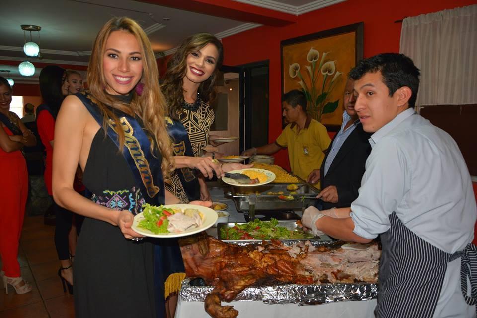taynara gargantini, segunda finalista de miss continentes unidos 2016. Yhpmupny