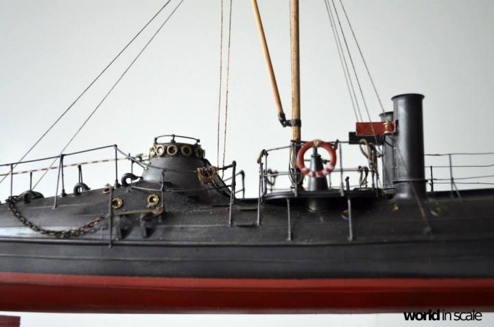 SMS Falke (k.u.k.) - 1/72 by Wiener Modellbau Manufactur 2wgsr3z7