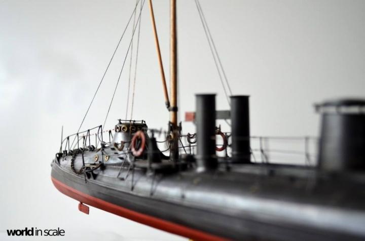 SMS Falke (k.u.k.) - 1/72 by Wiener Modellbau Manufactur 5ce33yi2