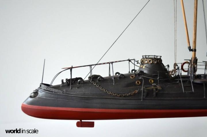 SMS Falke (k.u.k.) - 1/72 by Wiener Modellbau Manufactur 7gi7vvjc