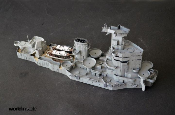 HMS NELSON - 1/200 by Trumpeter + MK.1 Design - Seite 2 Axdhx4dh