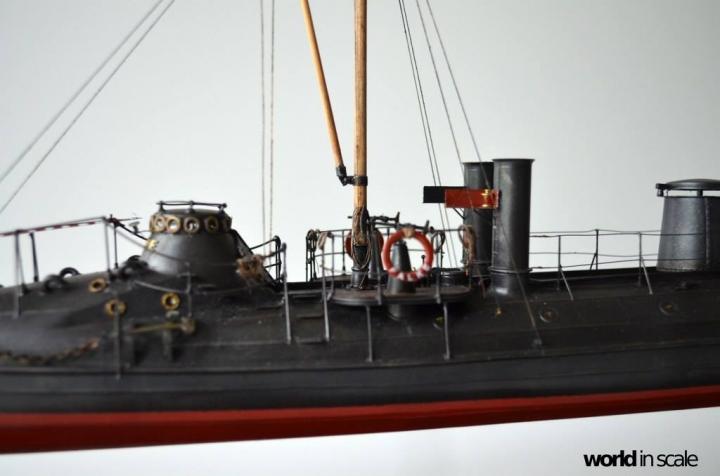 SMS Falke (k.u.k.) - 1/72 by Wiener Modellbau Manufactur Bt2vyk3y