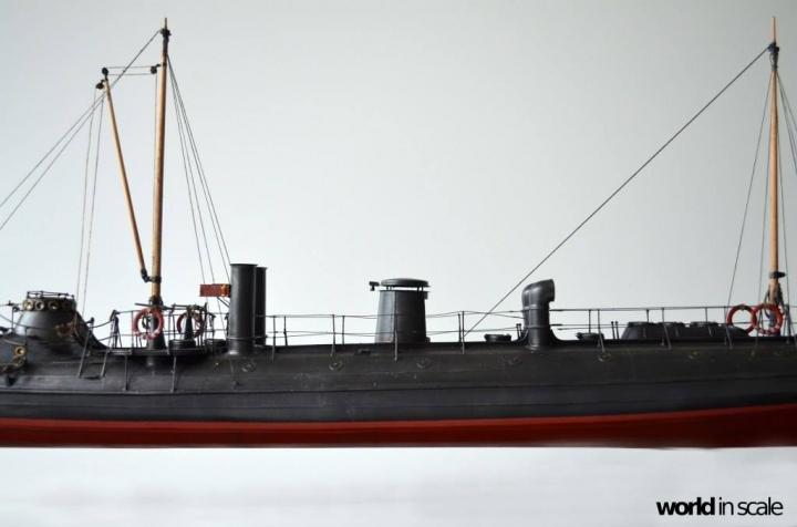 SMS Falke (k.u.k.) - 1/72 by Wiener Modellbau Manufactur Dmsj89p5