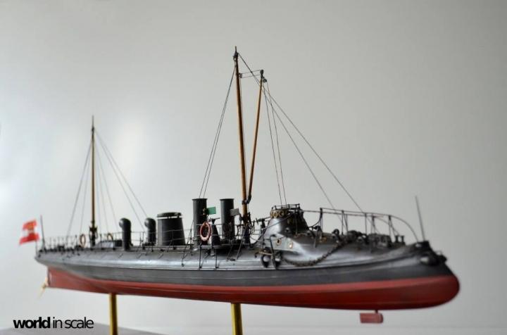 SMS Falke (k.u.k.) - 1/72 by Wiener Modellbau Manufactur Gp2yl52k
