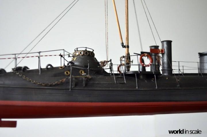 SMS Falke (k.u.k.) - 1/72 by Wiener Modellbau Manufactur Mrek5kjy