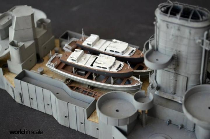 HMS NELSON - 1/200 by Trumpeter + MK.1 Design - Seite 2 Ru48chuu
