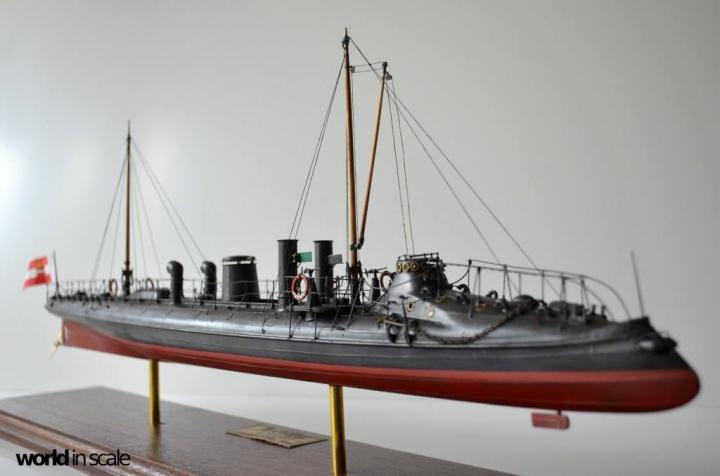 SMS Falke (k.u.k.) - 1/72 by Wiener Modellbau Manufactur Tr7d6ngz