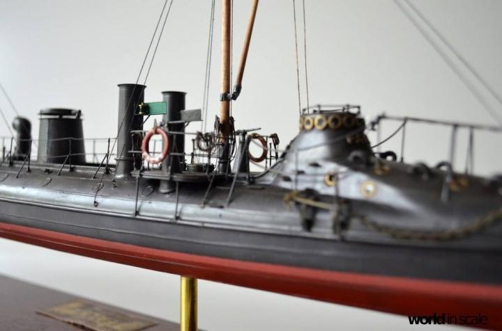 SMS Falke (k.u.k.) - 1/72 by Wiener Modellbau Manufactur Uuh4ynt5