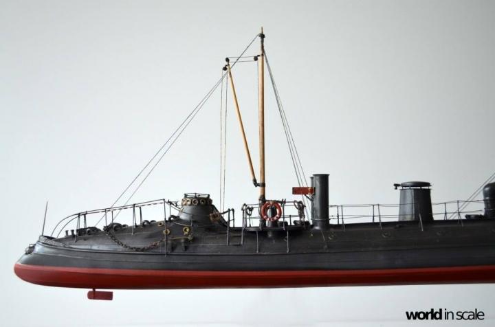 SMS Falke (k.u.k.) - 1/72 by Wiener Modellbau Manufactur V58ijxar