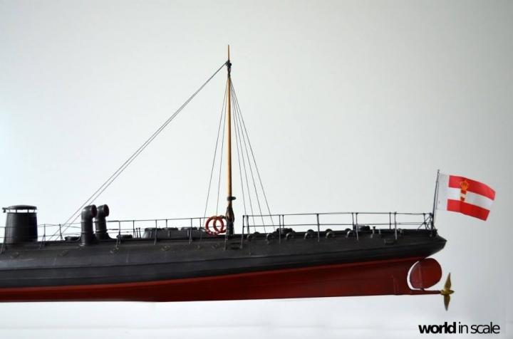 SMS Falke (k.u.k.) - 1/72 by Wiener Modellbau Manufactur V8uhv796