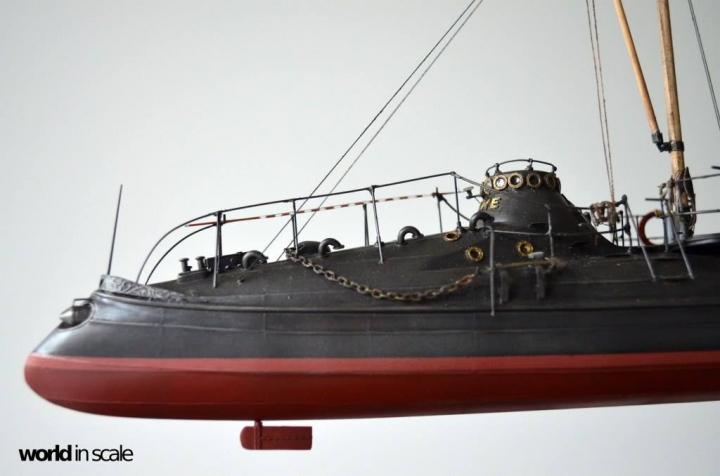 SMS Falke (k.u.k.) - 1/72 by Wiener Modellbau Manufactur Yjsxj7iu