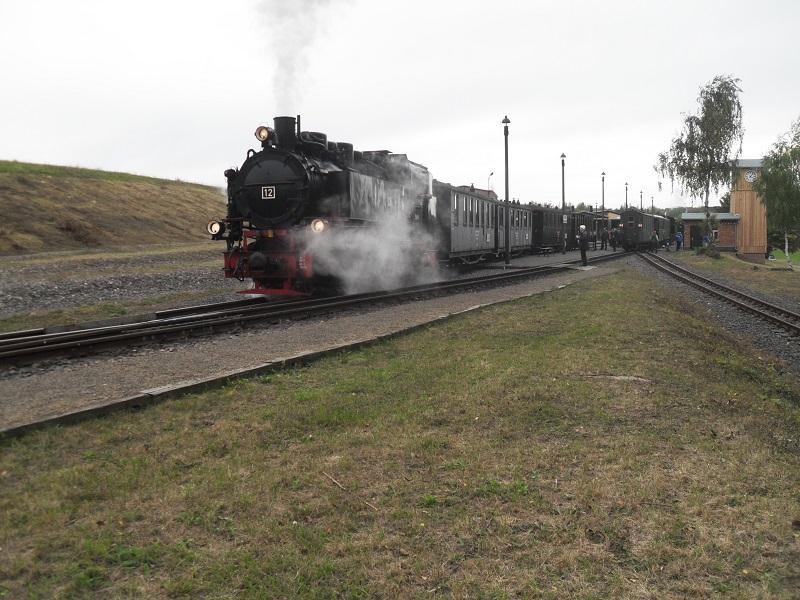 Rückblick auf das Jubiläum 25 Jahre Mansfelder Bergwerksbahn e. V. 6h4omsaa
