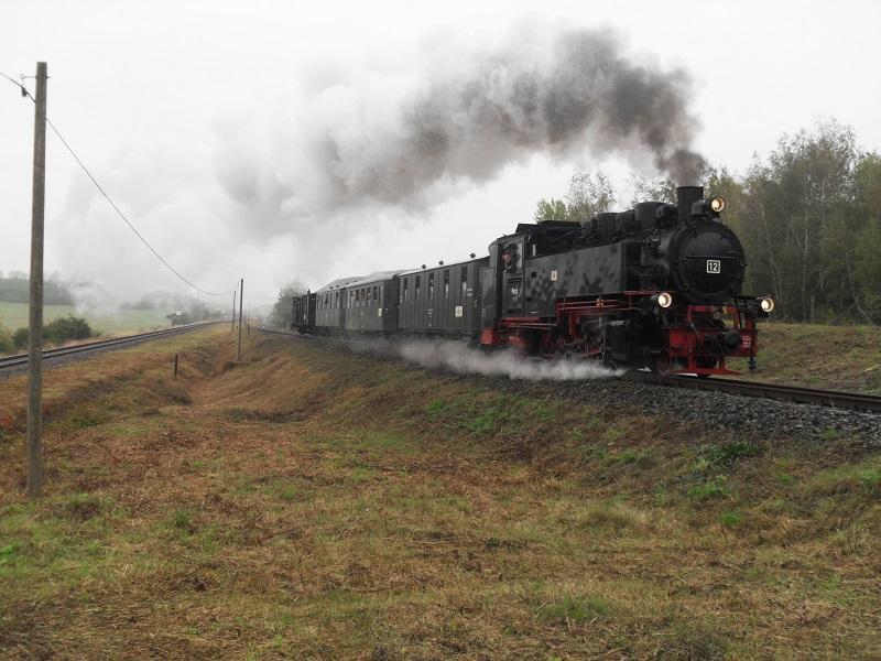 Rückblick auf das Jubiläum 25 Jahre Mansfelder Bergwerksbahn e. V. Apdcspm5