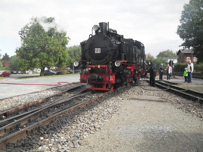 Rückblick auf das Jubiläum 25 Jahre Mansfelder Bergwerksbahn e. V. Chqnmgym