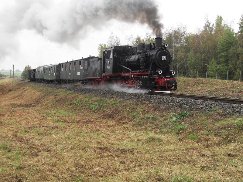 Rückblick auf das Jubiläum 25 Jahre Mansfelder Bergwerksbahn e. V. Dxkte5t8