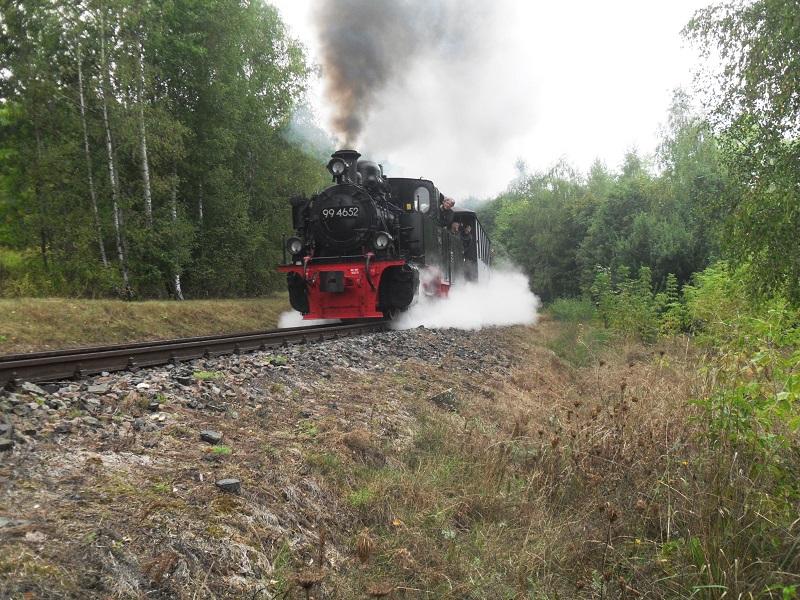 Rückblick auf das Jubiläum 25 Jahre Mansfelder Bergwerksbahn e. V. G26za469