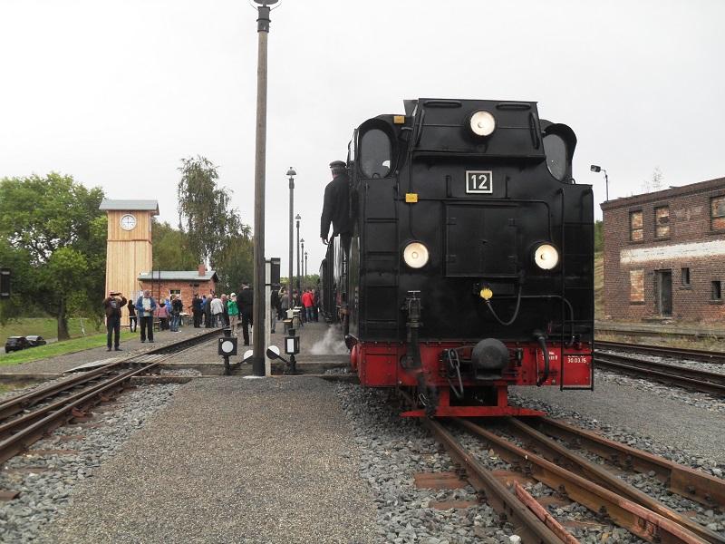 Rückblick auf das Jubiläum 25 Jahre Mansfelder Bergwerksbahn e. V. G59ij9in