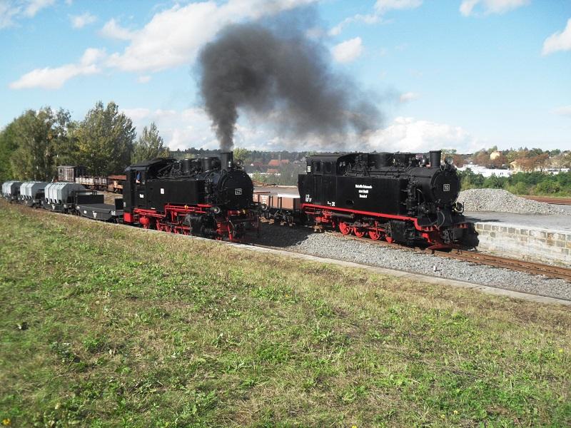 Rückblick auf das Jubiläum 25 Jahre Mansfelder Bergwerksbahn e. V. Lvdfkipc