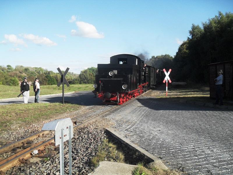 Rückblick auf das Jubiläum 25 Jahre Mansfelder Bergwerksbahn e. V. S88x38ve