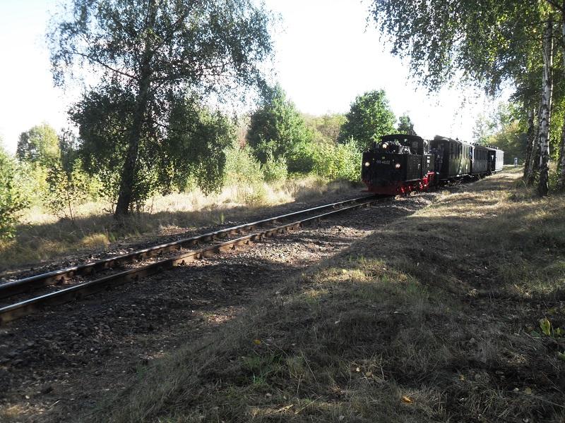 Rückblick auf das Jubiläum 25 Jahre Mansfelder Bergwerksbahn e. V. Uu7obfez