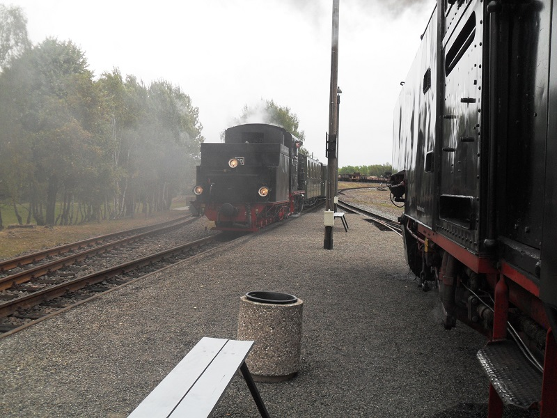 Rückblick auf das Jubiläum 25 Jahre Mansfelder Bergwerksbahn e. V. Yjteb97w