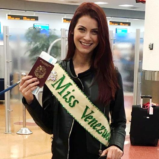stephanie de zorzi, miss venezuela earth 2016. - Página 2 3595kvgq
