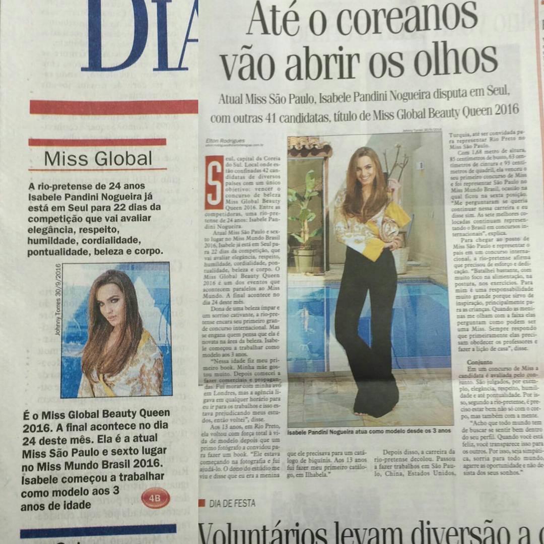 isabele pandini nogueira, miss grand rio de janeiro 2019/vice de reyna hispanoamericana 2018/top 4 de miss global beauty queen 2016. - Página 2 7defgaps