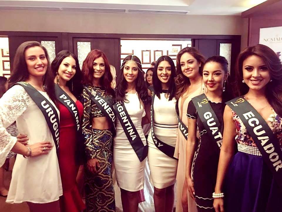 stephanie de zorzi, miss venezuela earth 2016. - Página 2 Kocfrqmy