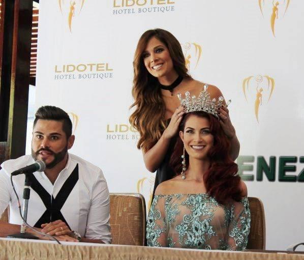 stephanie de zorzi, miss venezuela earth 2016. - Página 2 Lxre47m6