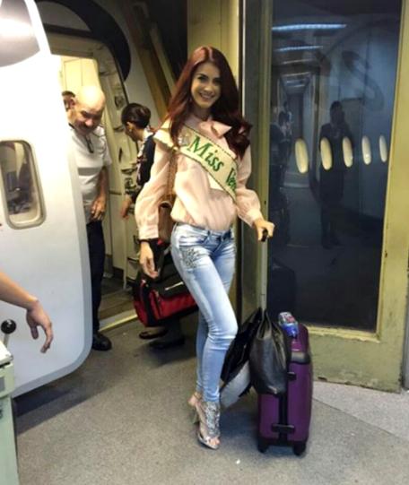 stephanie de zorzi, miss venezuela earth 2016. - Página 2 Vnh2ktor