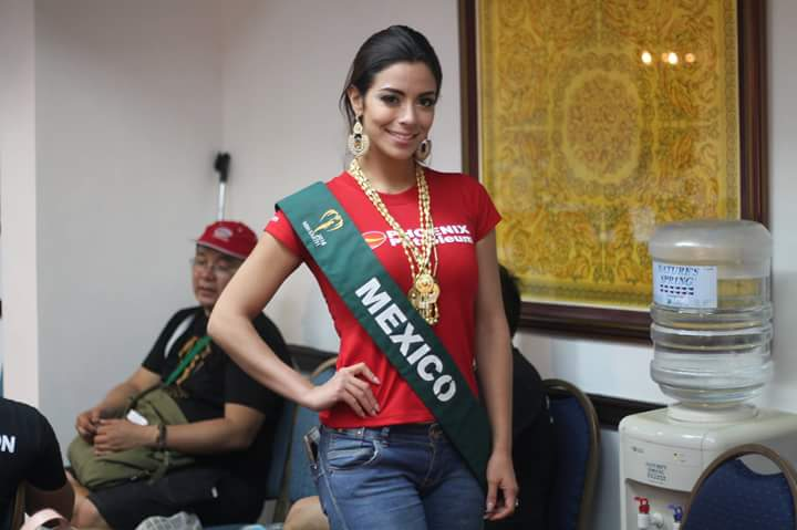 itzel paola astudillo, miss chiapas 2020 para miss mexico 2021/primera finalista de miss panamerican international 2018/top 16 de miss earth 2016. - Página 2 Qwpraj8y