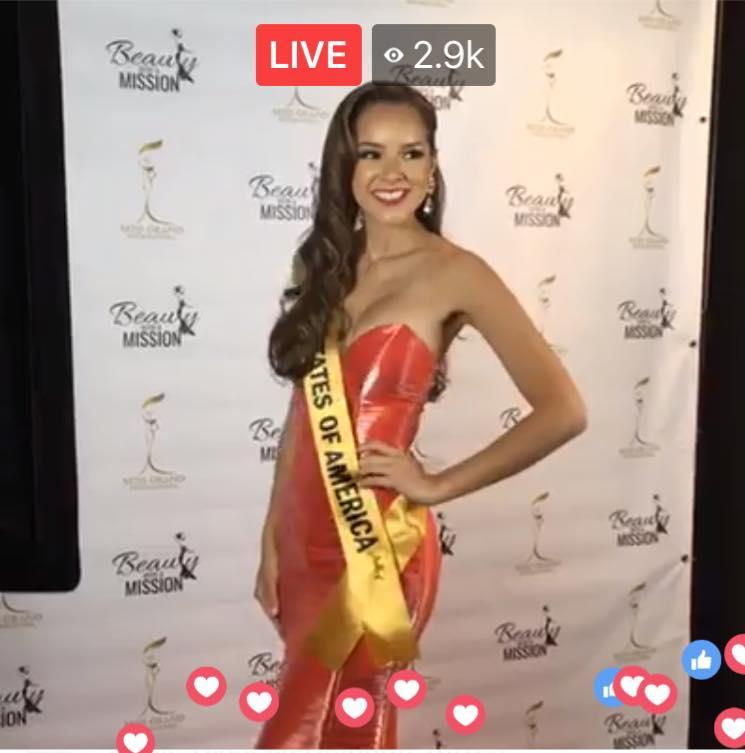 michelle gabriela leon, miss grand united states of america 2016. Fagiyvsg