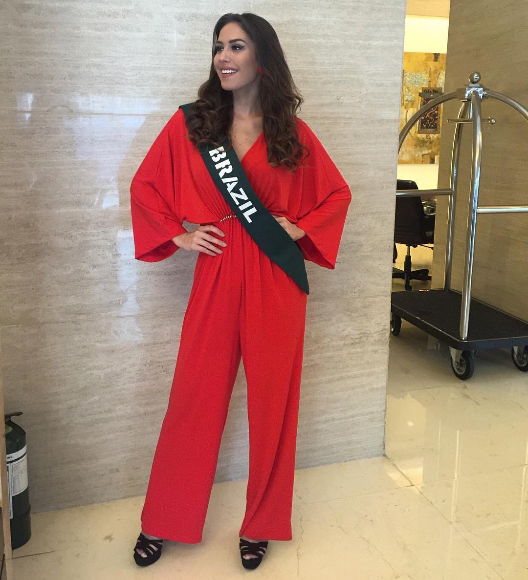 bruna zanardo, 1st runner-up de miss supranational brazil 2020/miss brasil internacional 2017/miss brasil terra 2016. - Página 4 Obal3xcj