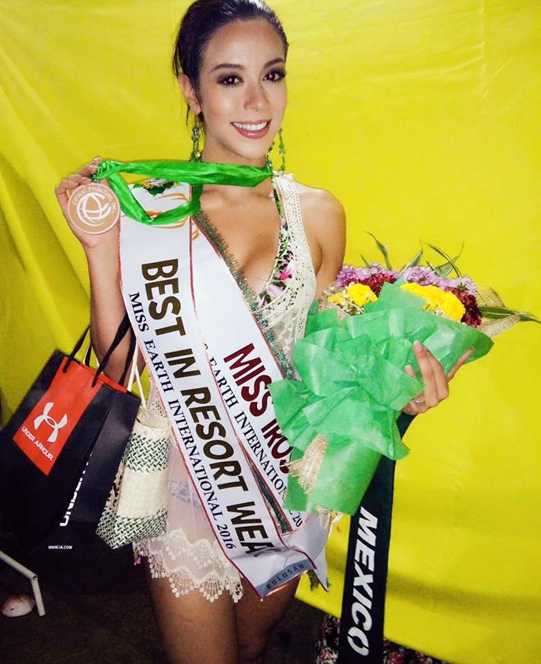 itzel paola astudillo, miss chiapas 2020 para miss mexico 2021/primera finalista de miss panamerican international 2018/top 16 de miss earth 2016. - Página 4 3zwuylh5