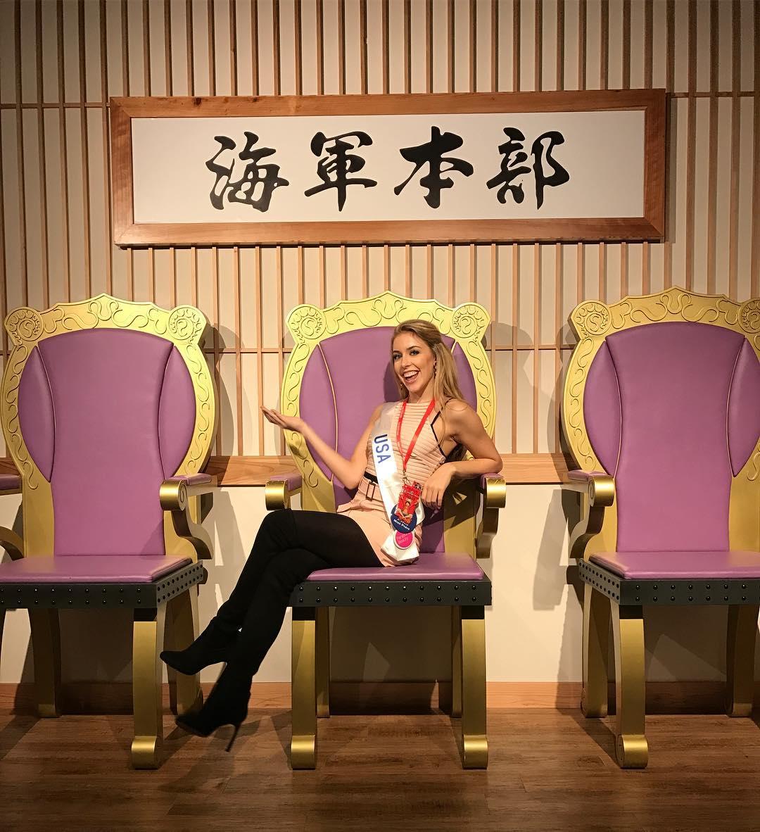 kaitryana leinbach, top 5 de miss international 2016. - Página 4 Nhgdfxcf