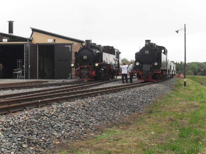 Rückblick auf das Jubiläum 25 Jahre Mansfelder Bergwerksbahn e. V. Dpyb8ft7