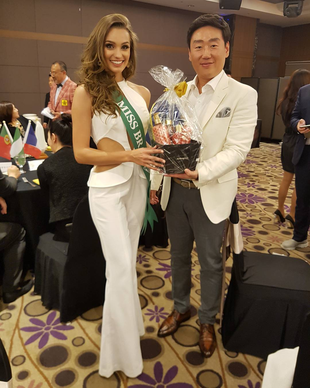 isabele pandini nogueira, miss grand rio de janeiro 2019/vice de reyna hispanoamericana 2018/top 4 de miss global beauty queen 2016. - Página 2 Xmgc7eug